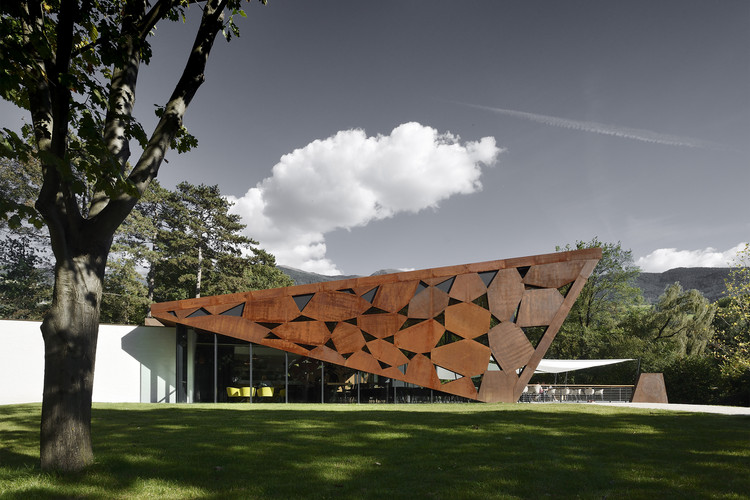 Restaurante BRIX 0.1 / Markus Tauber Architectura, © Oskar Da Riz