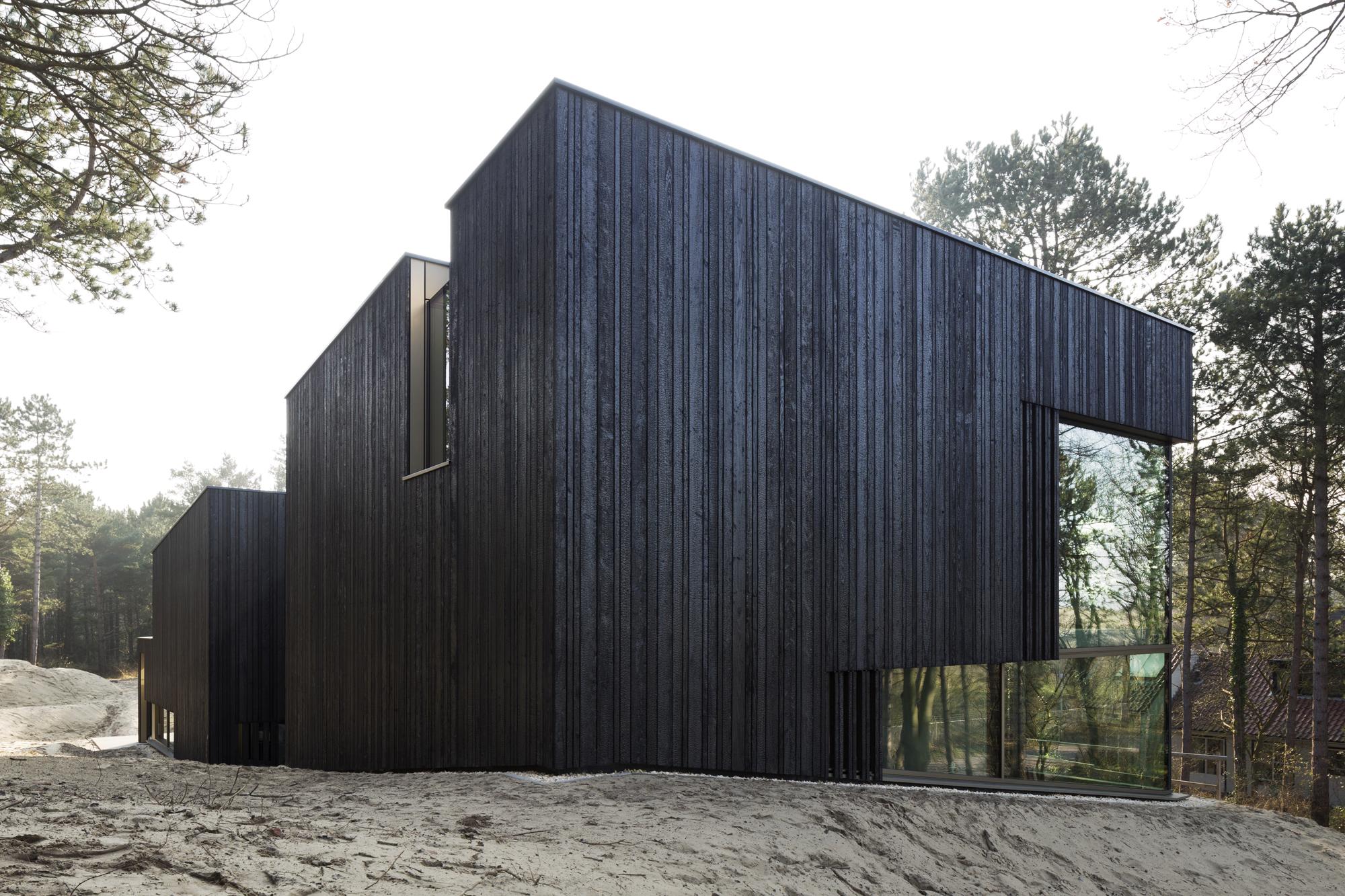 Villa Meijendel Vvkh Architecten Archdaily