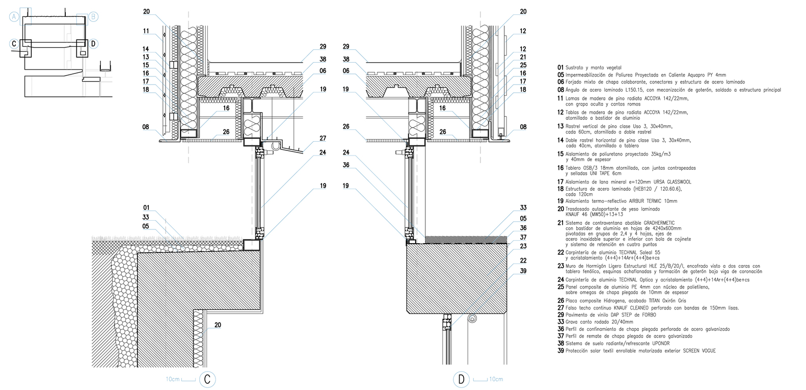 Gallery of Oak House High School Building / Trasbordo Arquitectura - 24