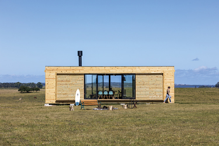 Retreat in José Ignacio / MAPA, © Leonardo Finotti