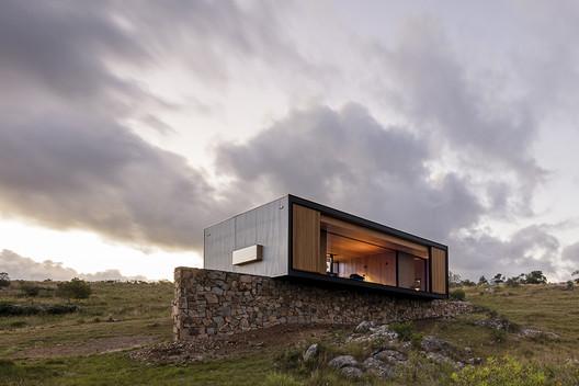 Refugio en Finca Aguy / MAPA