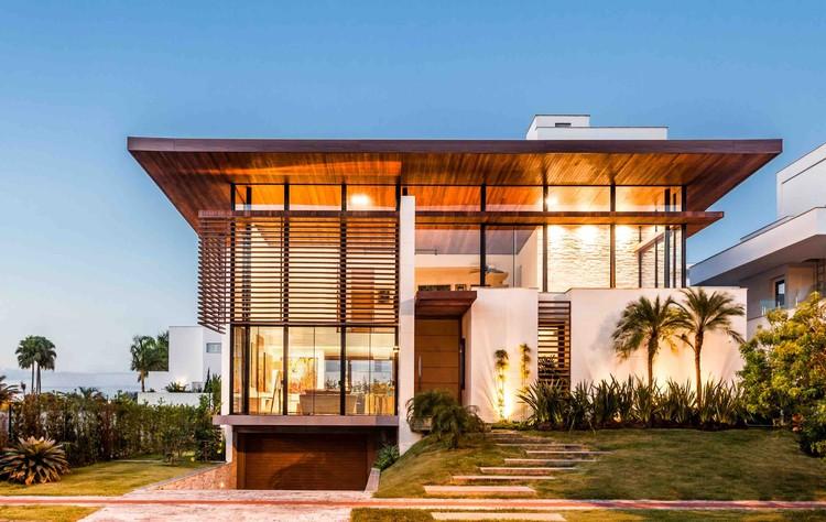 Residência E.H / Ruschel Arquitetura e Urbanismo, © Ro Reitz