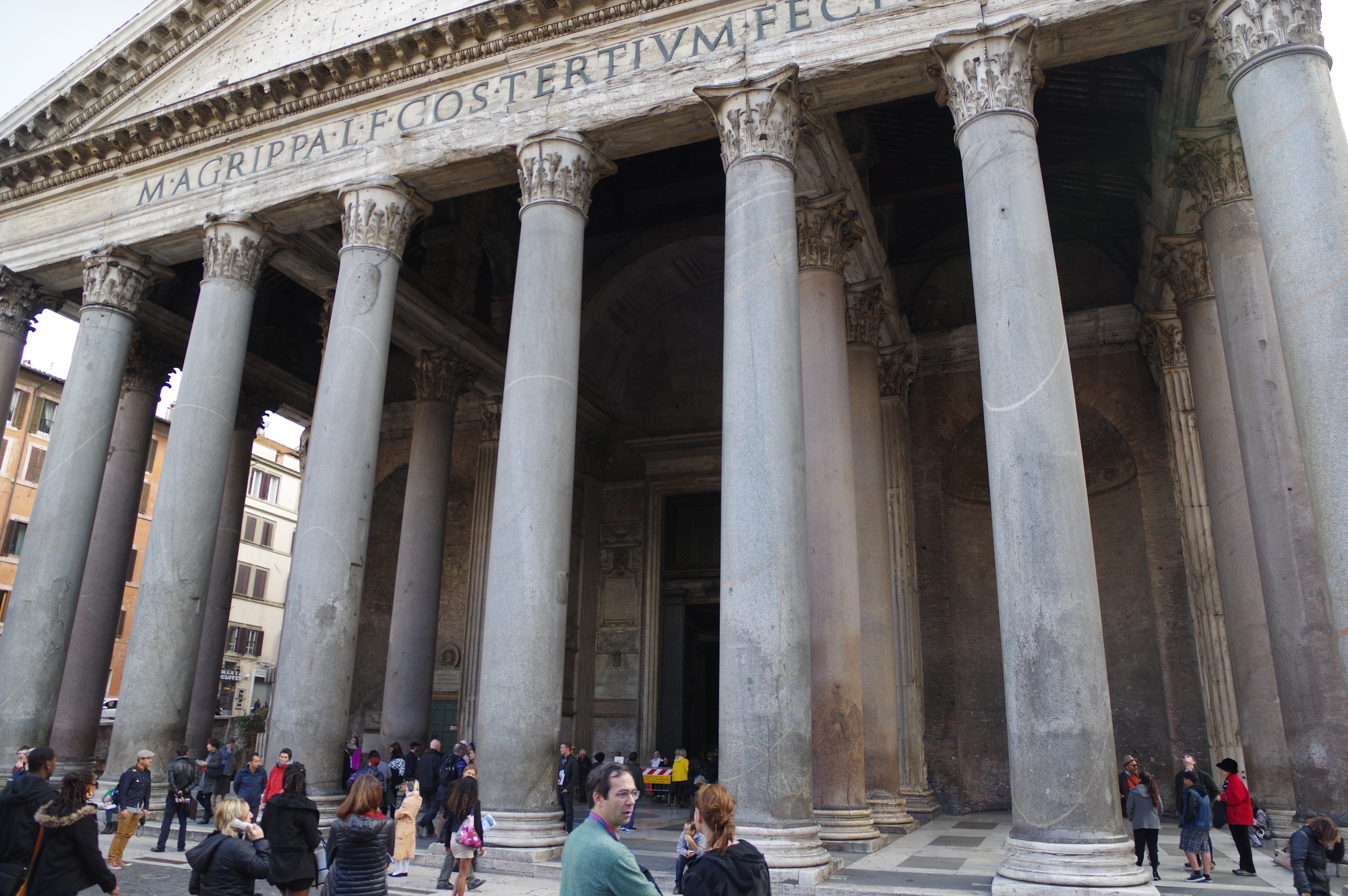 a comprehensive analysis of the roman pantheon monument