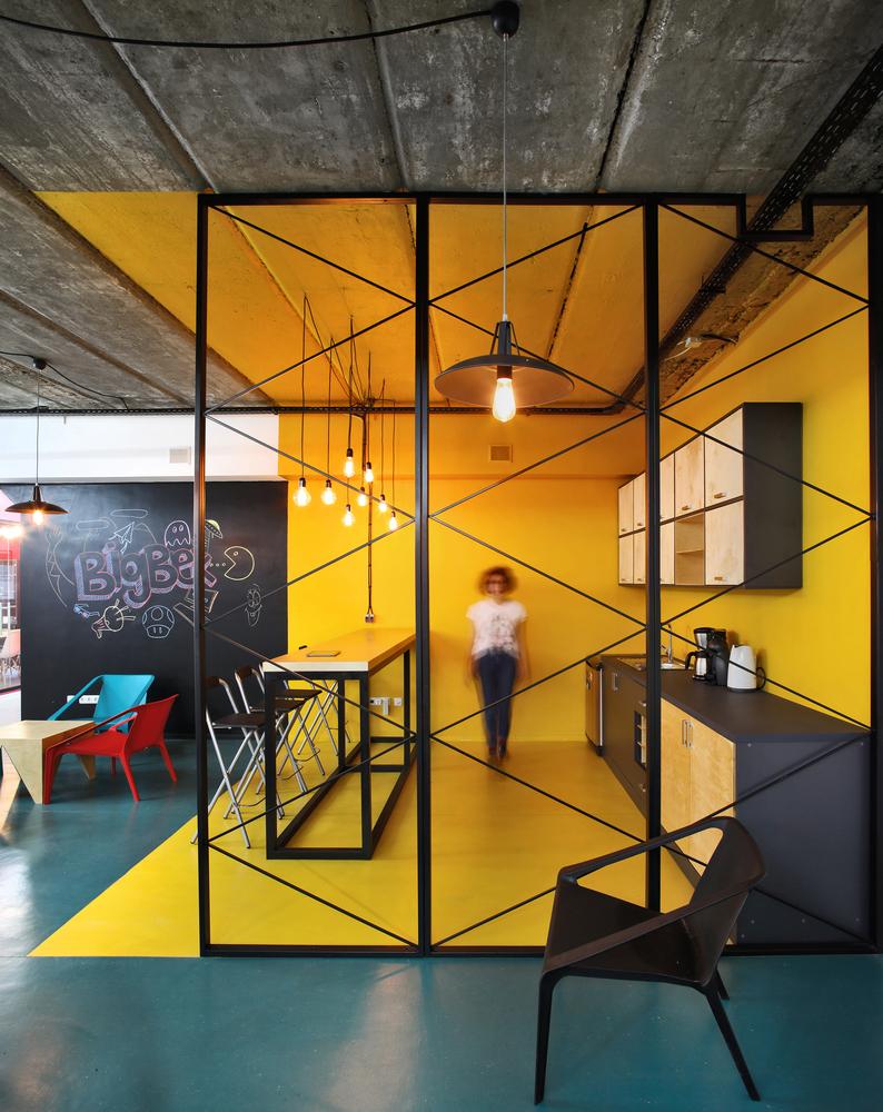 gallery of bigbek office snkh studio 4