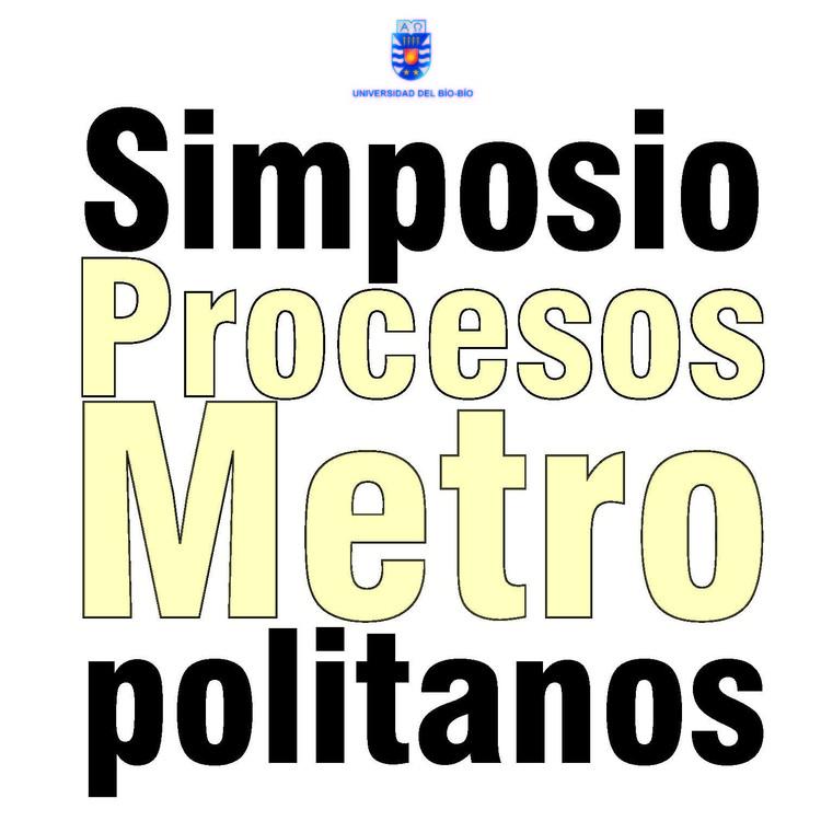 Simposio de procesos metropolitanos