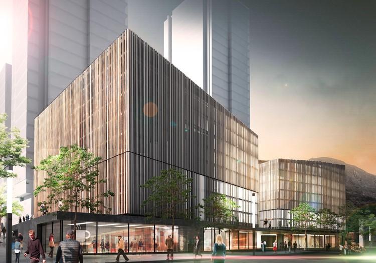 En Construcción: Cinemateca Distrital de Bogotá se inauguraría en 2018, Cinemateca Distrital de Bogotá / Colectivo 720. Image Cortesía de Colectivo 720