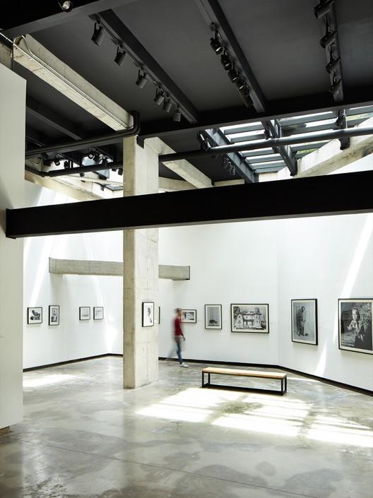 Espacio Cultural y Taller para un Artista / Alejandro Peña Cuéllar, © Mónica Barreneche