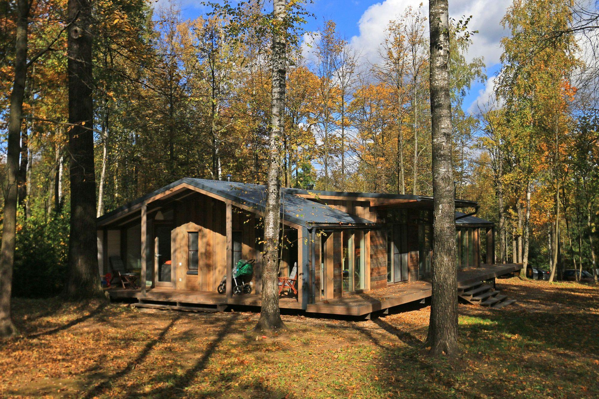 Gallery Of Modular House Dubldom Bio Architects 20