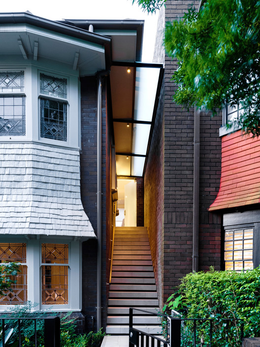 Duplex & The City  / Luigi Rosselli Architects, © Edward Birch