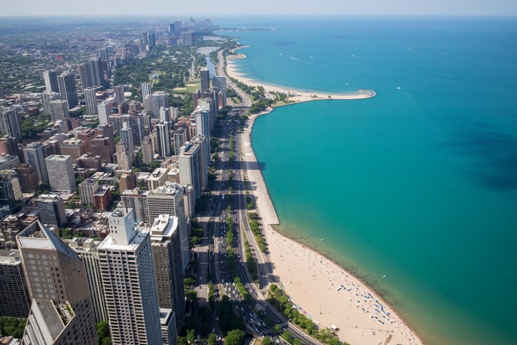 São Paulo, Lisboa e Chicago entre as cidades mais divertidas de 2016, segundo a TimeOut, Chicago, EUA. © Flickr: Roman Boed. Licença: CC BY 2.0