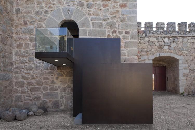 Coracera Castle Rehabilitation / Riaño+ arquitectos, Courtesy of  Riaño+ arquitectos
