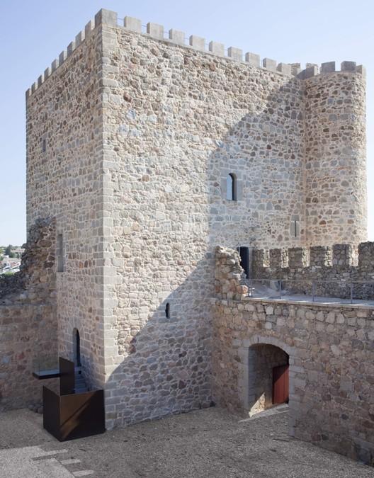 Rehabilitación del Castillo de la Coracera / Riaño+ arquitectos, Cortesía de  Riaño+ arquitectos