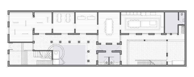 Planos Casa Planta Baja. Casa De Dos Plantas Dormitorios Y Metros ...