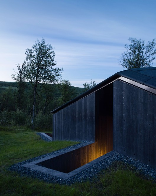 Cabaña Geilo / Lund Hagem Architects, © Marc Goodwin