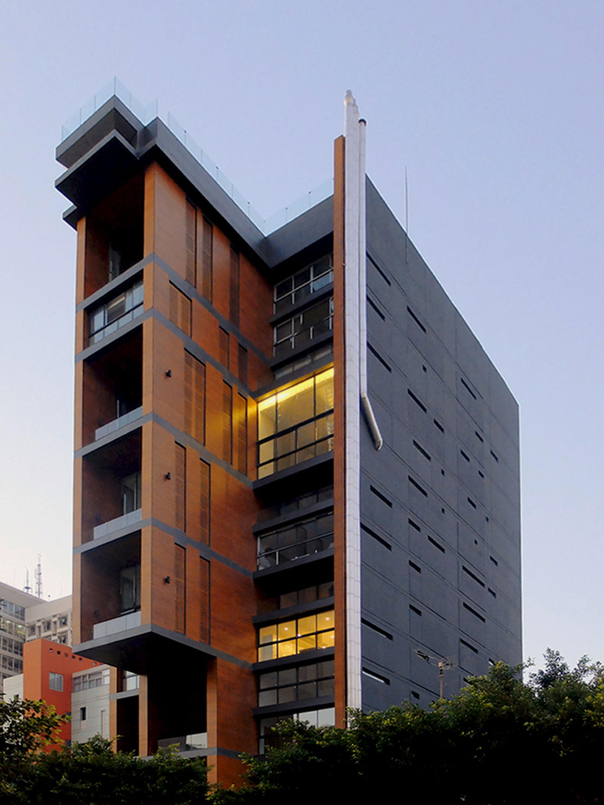 East Village / J.M.Bonfils and Associates