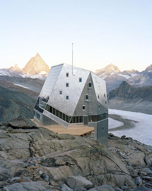Cabaña Monte Rosa / Bearth & Deplazes Architekten, © Tonatiuh Ambrosetti