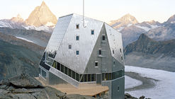 Monte Rosa Hut / Bearth & Deplazes Architekten