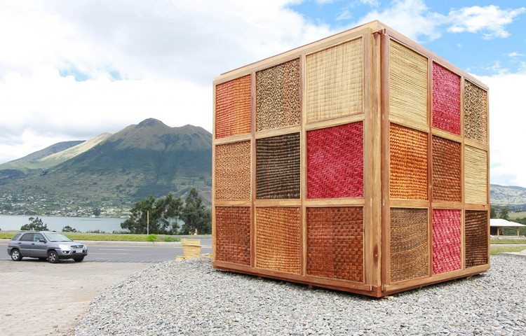 The Totora Cube Investigates the Techniques of Incan-Era Craftsmanship, Courtesy of Archquid / Federico Lerner