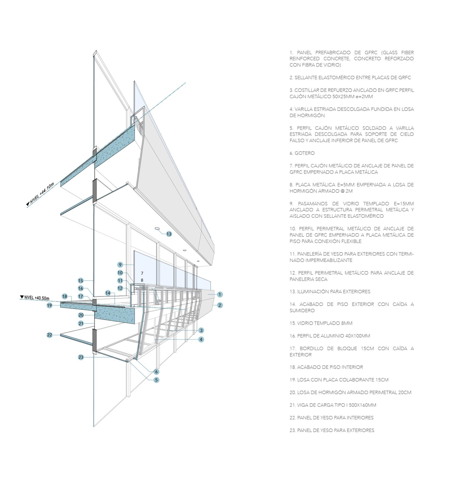 Stick System Curtain Wall Raico Aluminiumfassade File