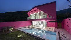 Miryang Pool Villa  / Moon Hoon