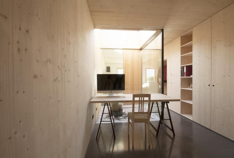 Remodelación de un apartamento en los alpes italianos / Philipp Kammerer, © Philipp Kammerer