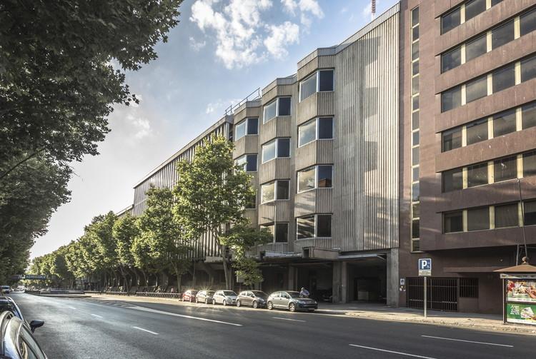 BDG architecture + design renovará la antigua sede de Telefónica en Madrid, © Rafael Vargas