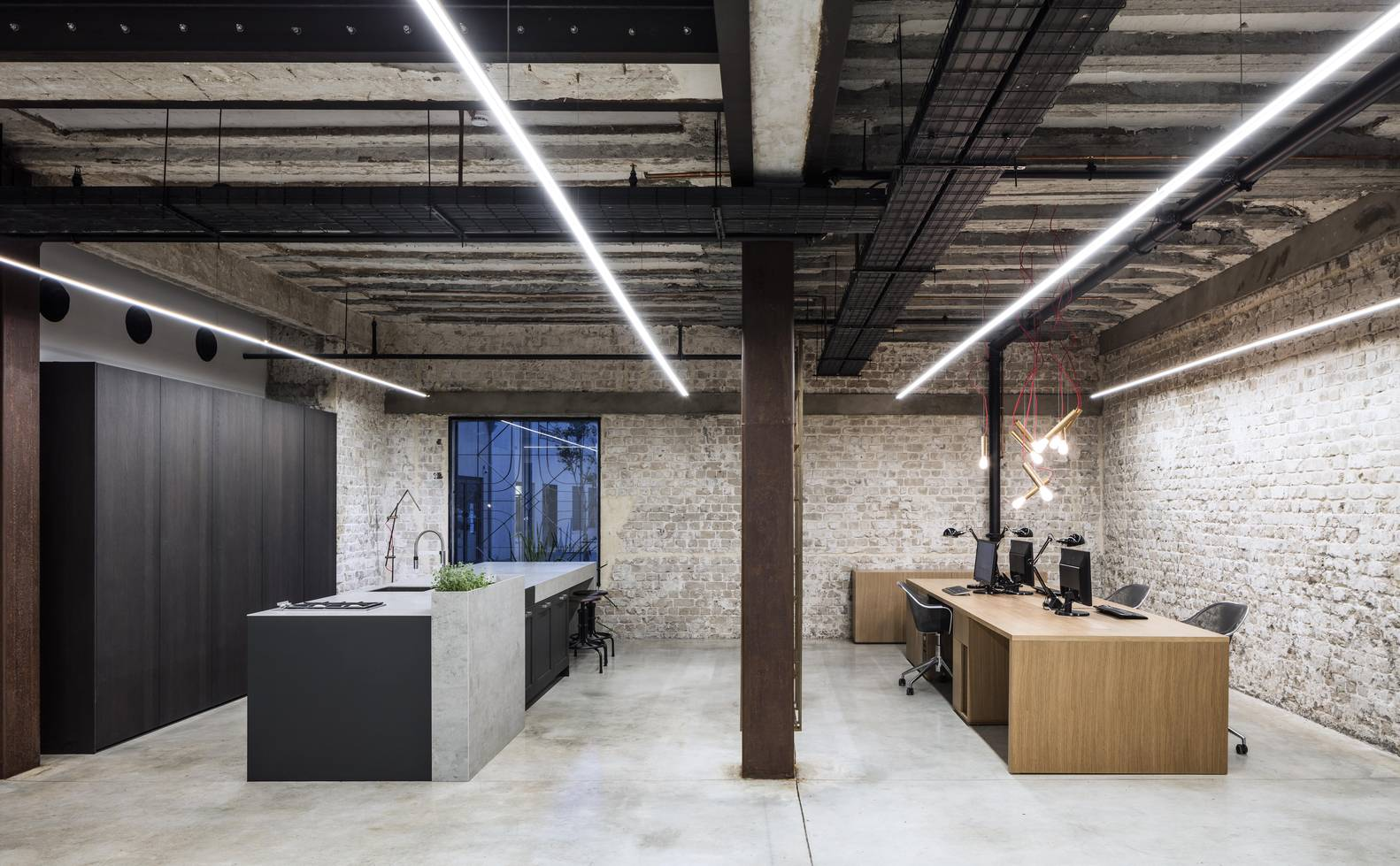 Gallery Of Siematic La Cornue Showroom Levin Packer Architects 4