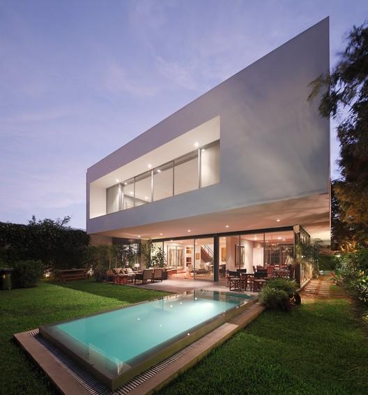 Casa M / Jaime Ortiz de Zevallos