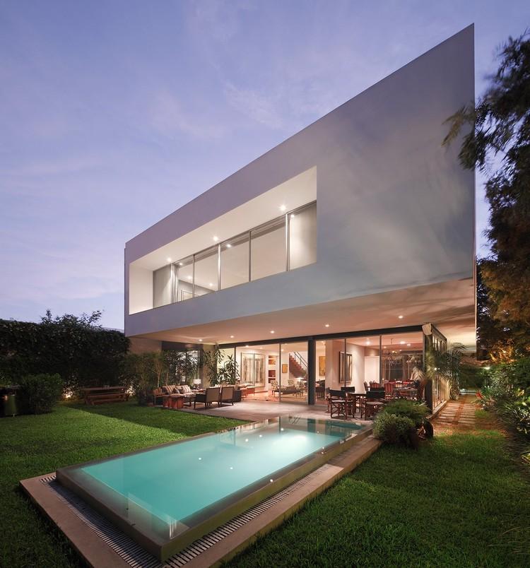 House M  / Jaime Ortiz de Zevallos, © Juan Solano Ojasi