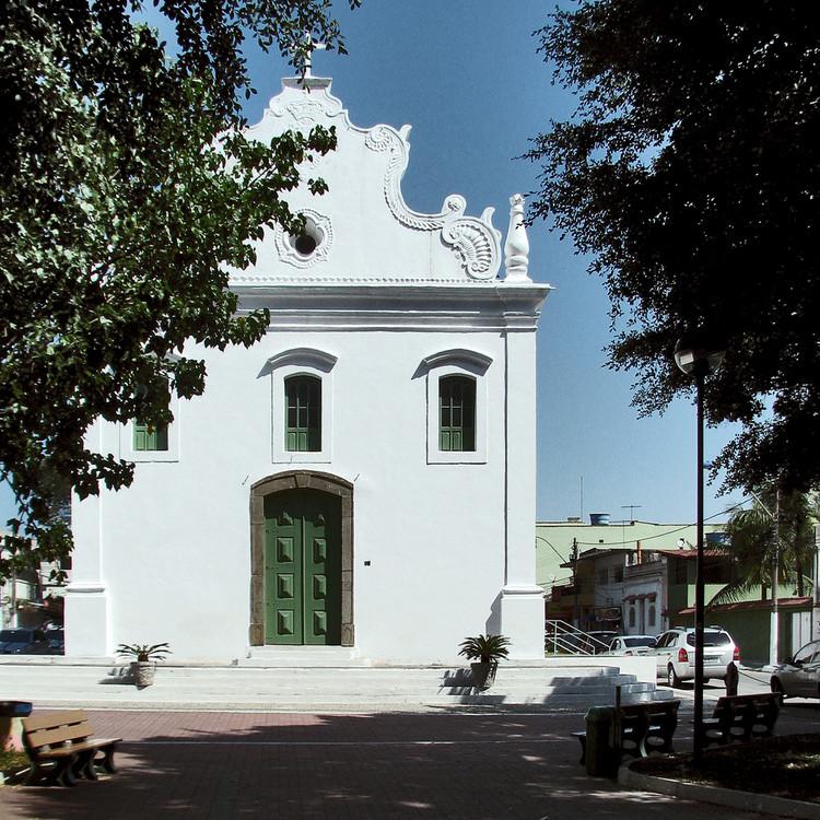 IPHAN conclui restauro de igreja do século XVI em Vila Velha, Igreja Nossa Senhora do Rosário - Vila Velha (ES). Image © Gabriel de Andrade Fernandes, via Flickr. Licença CC BY-SA 2.0