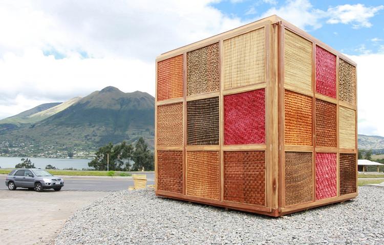 """""""Cubo de Totora"""" no Equador: fortalecendo a identidade local com um projeto flexível, Cortesia de Archquid / Federico Lerner"""