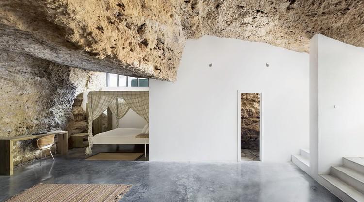 Alojamiento Rural en Casa Cueva  / UMMO Estudio, ©  David Vico