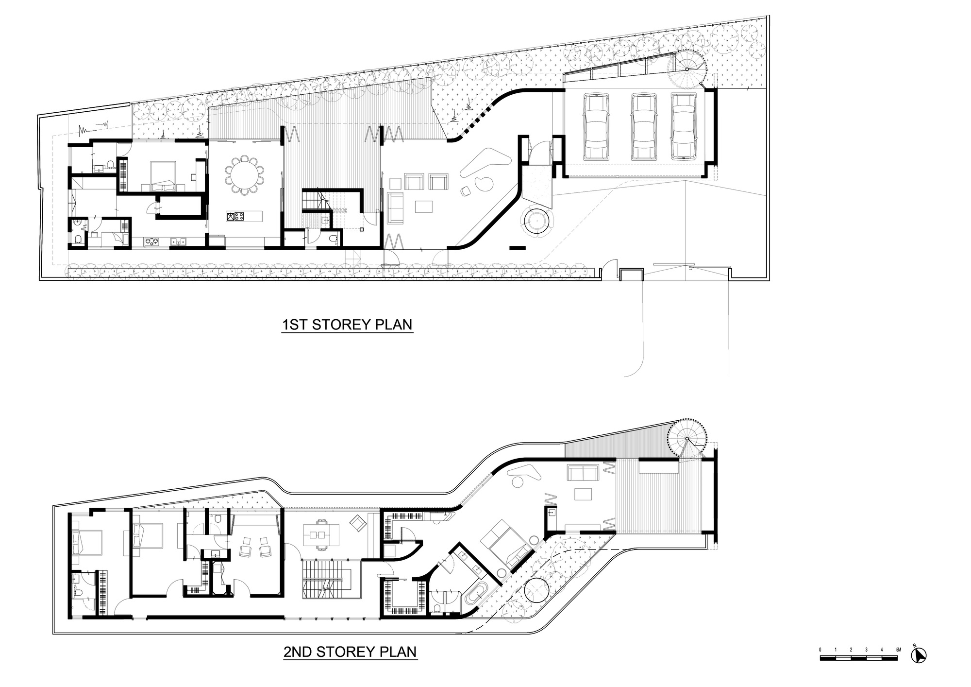 architecture floor plans gallery of fongster kite studio architecture 8 10172