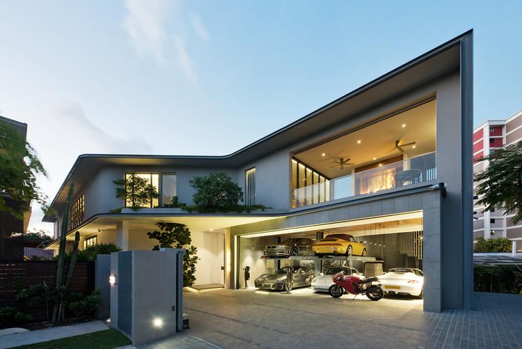 Fongster / Kite Studio Architecture, © David Yeow