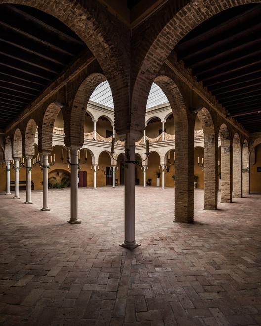 Restauración  Palacio  Portocarrero  / César Egea + Antonio Raso + Pedro Dugo, © Javier Orive