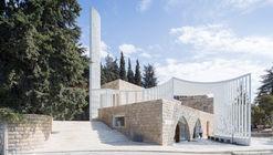 Amir Shakib Arslan Mosque / L.E.FT Architects