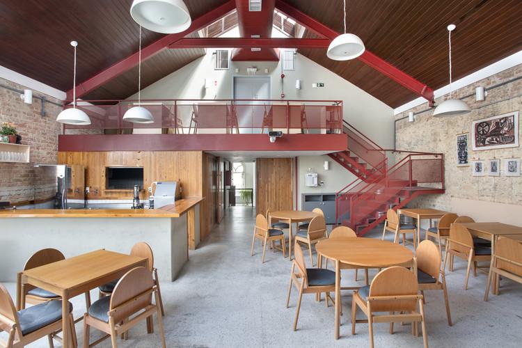 Casa do Choro Institute / Ateliê de Arquitetura + Alfredo Britto + B|AC, © MCA Estudio