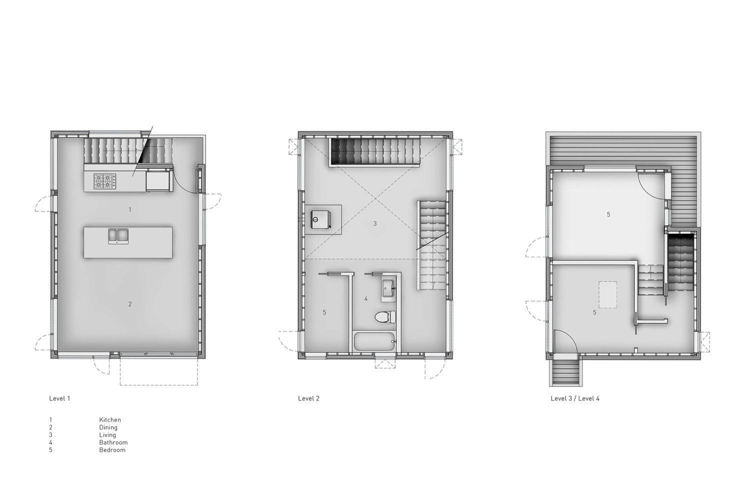 pole housefloor plans