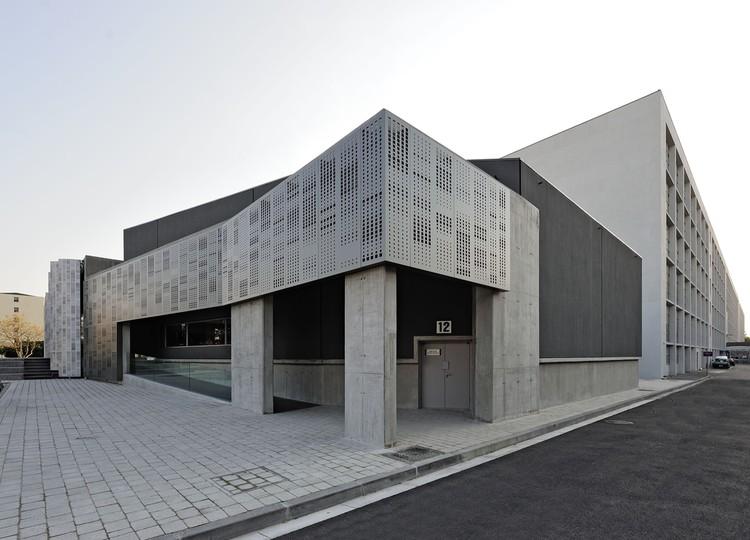 Stellenbosch University Faculty of Medicine / MLB Architects, © Wieland Gleich