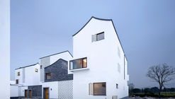 Dongziguan Affordable Housing for Relocalized Farmers / gad