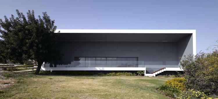 Gottesman Etching Center  / Gottesman-Szmelcman Architecture, © Amit Geron