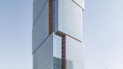 Torre de oficinas Banco Al Hilal / Goettsch Partners