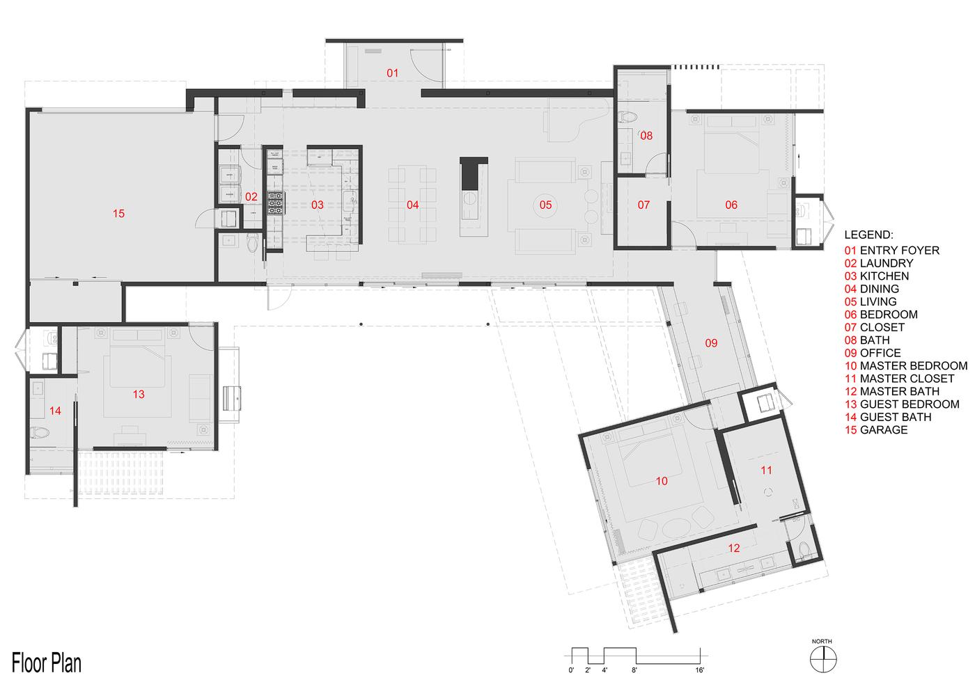 gallery of ridge vista o2 architecture 42