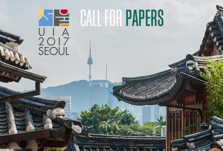 Chamada de trabalhos para a sessão especial da UIA 2017 Seoul , via www.uia-architectes.org