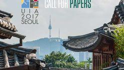 Chamada de trabalhos para a sessão especial da UIA 2017 Seoul