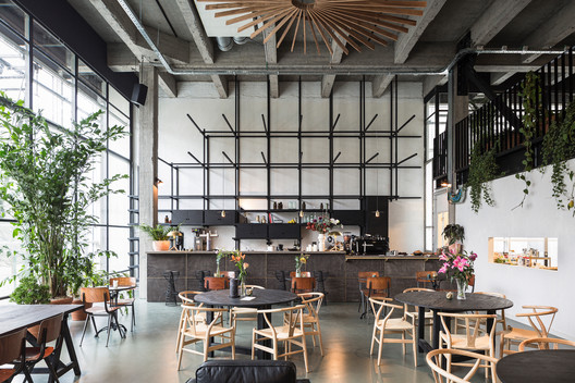 Fosbury & Sons Co-Work / GOING EAST