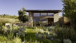 Trader Studio Addition / Carney Logan Burke Architects
