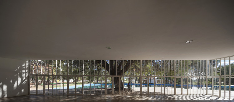 Salon Multiuso Cafayate / CCFGM, © Federico Cairoli