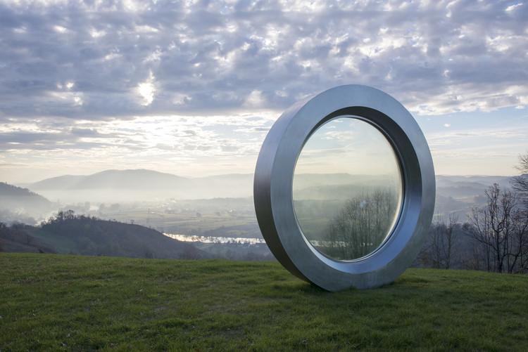 Broken Landscape - Gordan Lederer Memorial  / NFO + Petar Barišić, © Bosnić+Dorotić