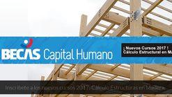 Abiertas postulaciones Becas CORFO curso 'Cálculo estructural en madera'